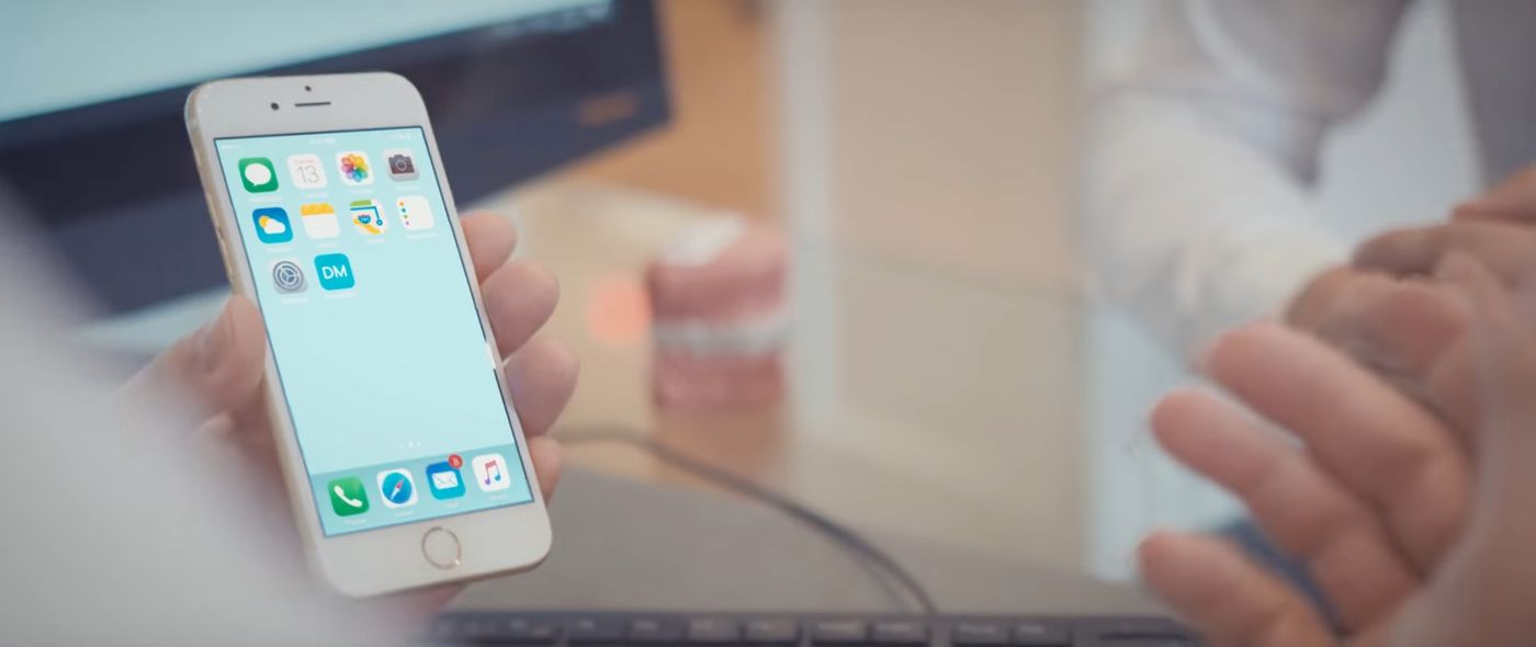 Presentamos Dental Monitoring: La primera App móvil para seguir tu tratamiento de ortodoncia