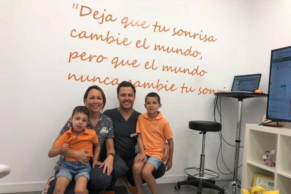 Dentista para niños en Valdemoro