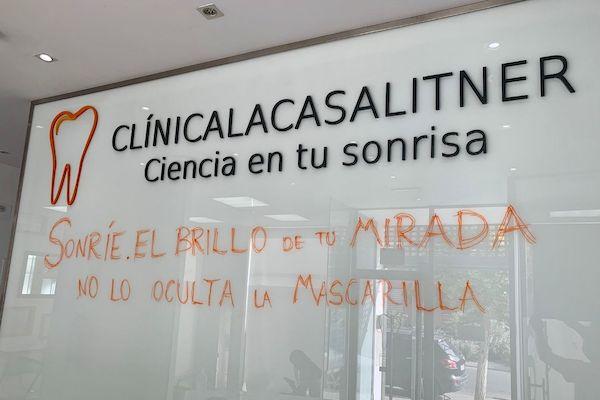 Gracias por elegirnos como vuestra clínica dental