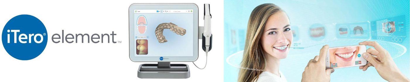 escaner intraoral itero dental monitoring