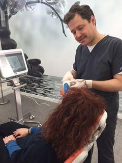El futuro ya está aquí: Escáner intraoral iTero invisalign platinum clinica dental lacasa litner valdemoro