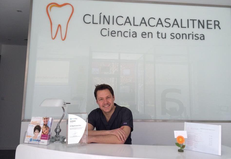 invisalign platinum clinica dental lacasa litner valdemoro