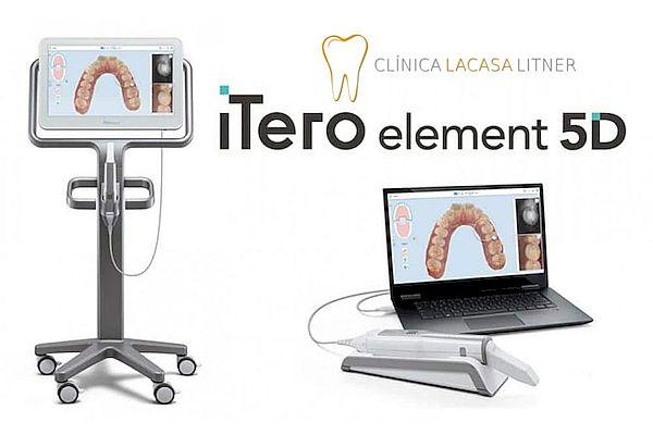 Somos la única clínica dental de Valdemoro con dos escáneres iTero