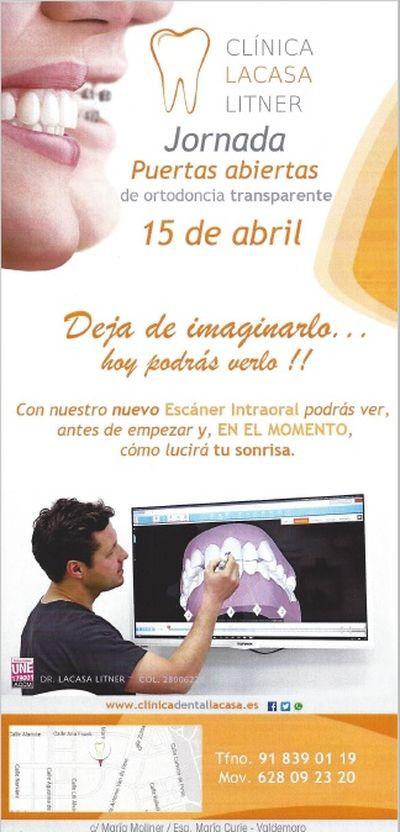 Día Mundial de la Salud Bucodental invisalign clinica dental lacasa litner valdemoro