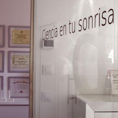 Pasillo clinica lacasa litner valdemoro