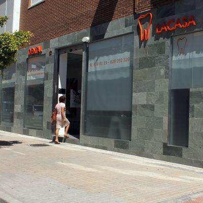 fachada clinica lacasa litner valdemoro