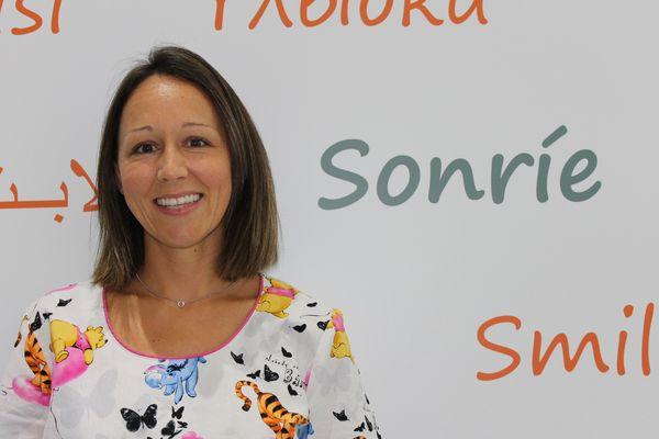 Eva Santa Eulalia Troisfontaines Odontopediatra en exclusiva para Clínica Lacasa Litner, con Máster exclusivo en Odontología Infantil