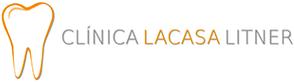 Logo clinica dental Lacasa Litner Valdemoro