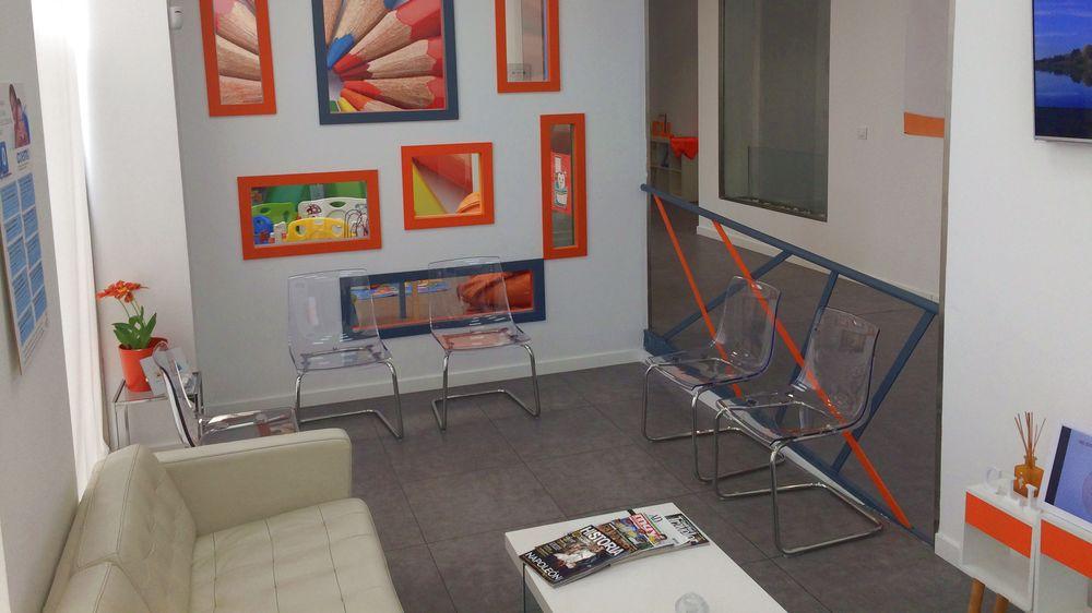 sala espera clinica lacasa litner
