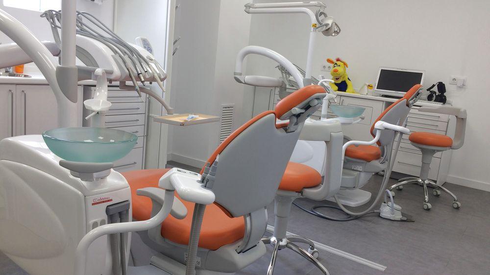 sala odontopediatria clinica lacasa litner